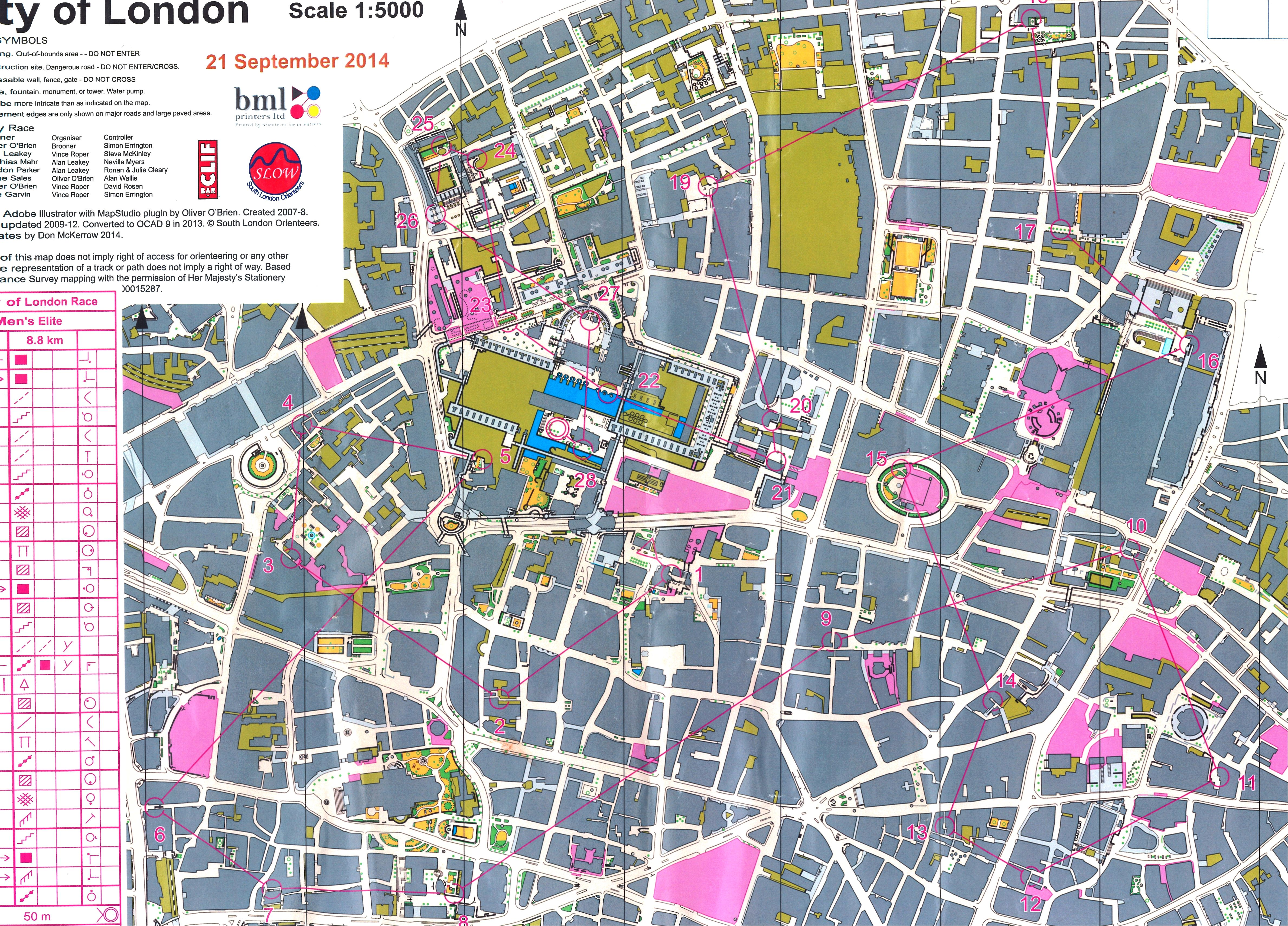 London City Race (2014) (13.02.2016)